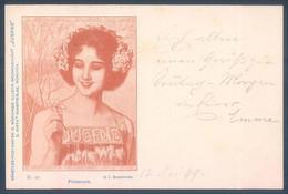 Serie Jugend 1899 O. V. Kraszewska Primavera Serie 2 N° 23 - Other Illustrators