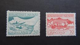 1971 Yv 66-67 MNH B35 - Ungebraucht