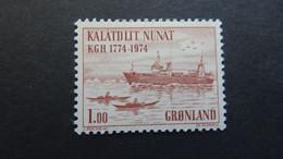1974 Yv 76 MNH B35 - Ungebraucht