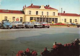 74 Annemasse La Gare Voiture Auto Citroen 2cv 2 Chevaux DS Renault Floride - Annemasse