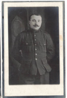 Gesneuveld Guerre Maurits-Joseph Vermast, ° Gent 1893- + Steenstraete 18-05-1917 - Overlijden