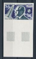 FRANCE - N° 1526a) NEUF** NON DENTELE SANS CHARNIERE ESNAULT PELTERIE 1881/1957 AVEC BORD DE FEUILLE - COTE : 70€ - 1967 - Imperforates
