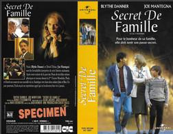 """""""SECRET DE FAMILLE"""" -jaquette SPECIMEN Originale UNIVERSAL VIDEO -a Call To Remember - Action, Adventure"""