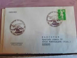 Cachet Commémoratif - Journée Portes Ouvertes BA 136 Toul-Rosières - Commemorative Postmarks