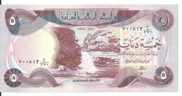 IRAK 5 DINARS 1981 UNC P 70 - Iraq
