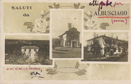 ALBUSCIAGO - Varese