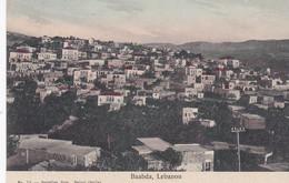 Liban  **   BAABDA  **  No 73 - Sarrafian - Líbano