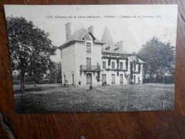 PORNIC - *CHATEAU DE LA TOCNAYE* EST - Non Circulée - Ed. F.CHAPEAU Nantes  1075 - Pontchâteau