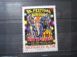 VEND BEAU TIMBRE DE MONACO N° 2756 , XX !!! - Unused Stamps