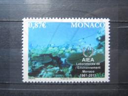 VEND BEAU TIMBRE DE MONACO N° 2762 , XX !!! - Unused Stamps