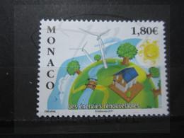 VEND BEAU TIMBRE DE MONACO N° 2763 , XX !!! - Unused Stamps