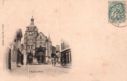 L'Eglise D'Arcis-sur-Aube - Edition Détable, Libraire - Carte Dos Simple - Arcis Sur Aube