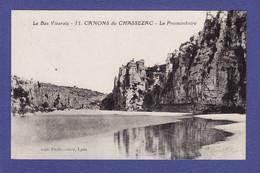 CANONS DE CHASSEZAC Le Promontoire - TTB ETAT - Z275 - Other Municipalities