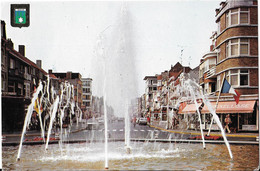 KOKSIJDE - Zeelaan - Avenue De La Mer - Fontijn - Fontaine - Koksijde