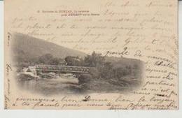 Ain Environs De DORTAN Le Nouveau Pont D'EPEREY Sur La Bienne  1904 - Autres Communes