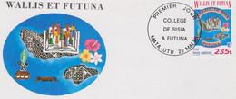 WALLIS ET FUTUNA 1 Env FDC Premier Jour N° PA192 - 22 Mai 96 - Collège De Sisia - FDC