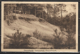 1933 Ossendrecht Leeuwenkuil Dennenheuvel Z/W Gelopen Naar Mookhoek - Otros
