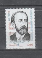 FRANCE / 2021 / Y&T N° 5476 ** : Camille Saint-Saëns X 1 - Neufs