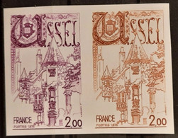 France 1976 Essai  De Couleur N°1873  ** TB - Proefdrukken