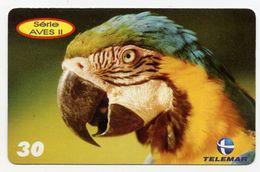 Perroquet Parrot Oiseau Bird Télécarte Phonecard Telefonkarte (S. 151) - Pappagalli