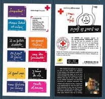 Carnet Croix-Rouge Ben - On Peut Le Faire (2021) Neuf** - Rode Kruis