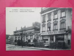 SAVERNE  Hotel Du Saumon Rue De La Gare , Proprietaire BIERLEIN - Saverne