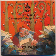 Finland 2003 : Kesrtset/Coffret De Noël. Verzending (België Gratis)/Envoi (Belgique) Gratuit. - Finlande
