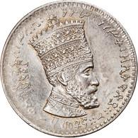 Monnaie, Éthiopie, Haile Selassie I, 50 Matonas, 1931, TTB+, Nickel, KM:31 - Ethiopia