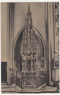 Eglise St Jacques Tabernacle Louvain Leuven St Jacques Kerk Ancienne Cp - Leuven