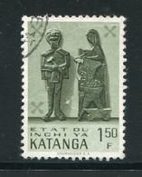 KATANGA- Y&T N°55- Oblitéré - Katanga