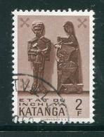 KATANGA- Y&T N°56- Oblitéré - Katanga