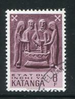 KATANGA- Y&T N°61- Oblitéré - Katanga
