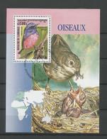 Cambodja 2000 Birds S/S  Y.T. BF 173 (0) - Cambodia