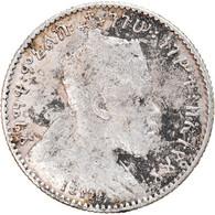 Monnaie, Éthiopie, Menelik II, Gersh, 1903, Paris, TTB, Argent, KM:12 - Ethiopia