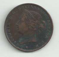 Jersey - 1/24 De Shilling - 1894 - TB/TTB - Jersey