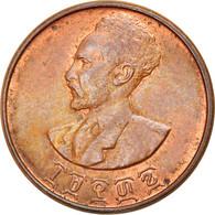 Monnaie, Éthiopie, Haile Selassie I, 5 Cents, Amist Santeem, 1944, SUP+ - Ethiopia