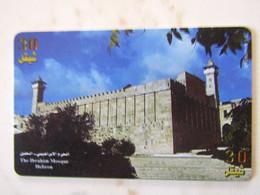 TERRITOIRE PALESTINE - Palestine