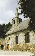 Waulsort Eglise  Ancienne Chromos Vintage Chromos Card Image Belgique - Andere