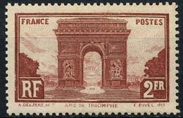FRANCE 258 ** MNH Arc De Triomphe De L'Etoile à Paris - Unused Stamps