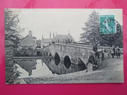 SAINT AMAND MONTROND   Pont  De Charenton 1911 - Saint-Amand-Montrond