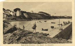 Pont Aven Port Manech Le Débarcadère RV - Pont Aven