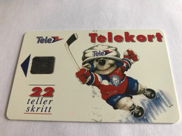 7:234 - Norway Chip 006 - 00107 - Ice Hockey - Norway