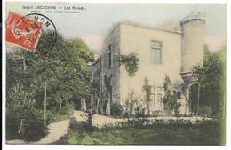 33-ARCACHON- Villa LES RUINES... 1912 - Arcachon