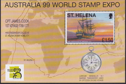 St Helena 1999 'Australia 99' Sc 732 Mint Never Hinged - St. Helena