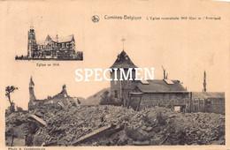 L'Eglise Reconstruite 1919 @  Comines - Comines-Warneton - Komen-Waasten