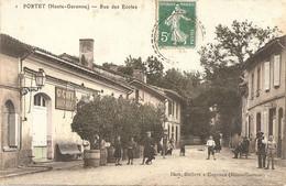 31  PORTET Rue Des Ecoles - Andere Gemeenten