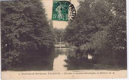 GIRONDE - Environs De BORDEAUX - TALENCE - Jardin Et Institut Botanique, La Rivière - Altri Comuni