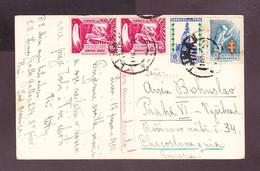 PE-02 Open Letter From Peru To Czecoslovakia. - Perù