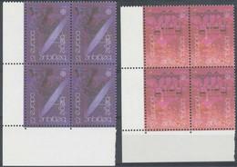 D - [650510]TB//**/Mnh-c:24e-Belgique 1988, EUROPA-CEPT, Transports Et Communications, SC En BD4 Cdf - 1988