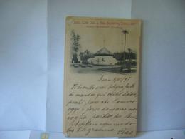 SACHS THUR JND U GEW AUSSTELLUNG LEIPZIG 1897 DEUTCH OSTAFRIKANISCHE AUSSTELLUNG CPA ANNEE  1897 - To Identify